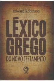 Lexico Grego do Novo Testamento