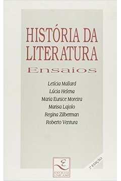 História da Literatura - Ensaios