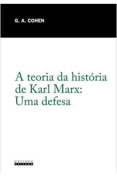 A Teoria da Historia de Karl Marx