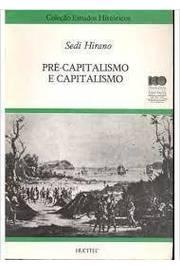 Pre Capitalismo e Capitalismo