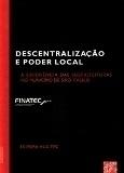 Descentralização e Poder Local
