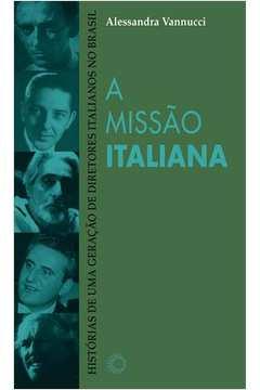 MISSÃO ITALIANA, A [TEA]