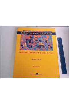 BRUNNER & SUDDARTH Tratado de Enfermagem Médico-Cirúrgica volume 4