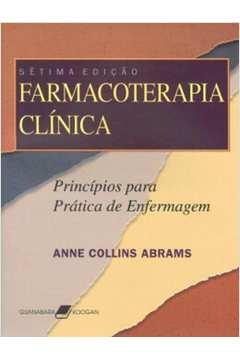 Farmacoterapia Clínica: Princípios para Prática de Enfermagem