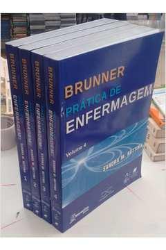 Brunner Prática de Enfermagem (4 Vols)