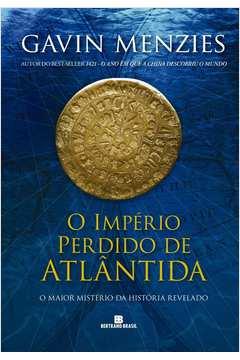 O IMPERIO PERDIDO DE ATLANTIDA