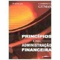 Princípios de administração financeira 7 edição - capa dura