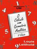 CALCULO COM GEOMETRIA ANALITICA VOL. 1 - 3º EDICAO, O