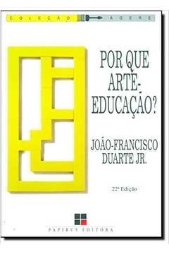 Por Que Arte-educação