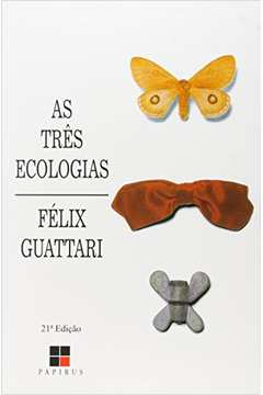 As Três Ecologias (em Portuguese do Brasil)