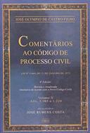 Comentários ao Código de Processo Civil - Arts.1103 a 1220 - Vol.10