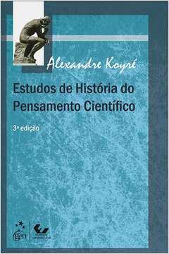 Estudos de História do Pensamento Cientifico