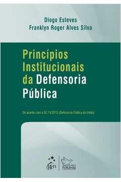 Principios Institucionais da Defensoria Publica