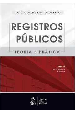 Registros Públicos - Teoria e Prática - 5ª Edição