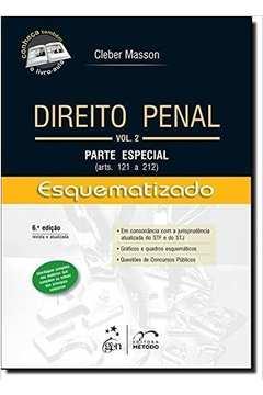 Direito Penal - Parte Especial - Esquematizado - Vol. 2