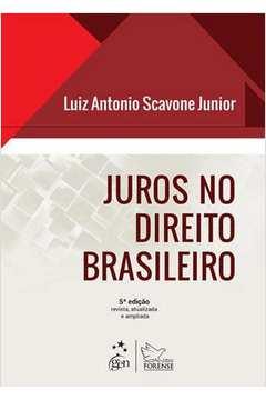 Juros no Direito Brasileiro