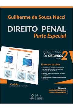 Direito Penal: Parte Especial - Vol.2 - Coleção Esquemas e Sistemas