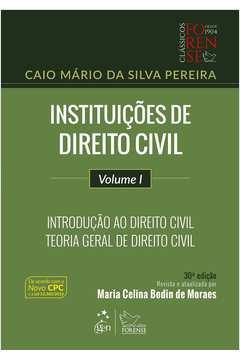 Instituicoes De Direito Civil - Vol.1 - 30Ed/17