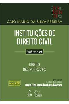 Instituicoes De Direito Civil - Vol.6 - 24Ed/17