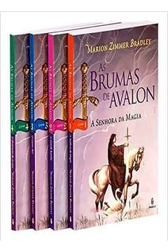 BRUMAS DE AVALON, AS - A SENHORA DA MAGIA - VOL.4
