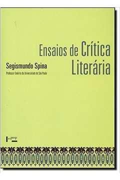 Ensaios de Crítica Literária