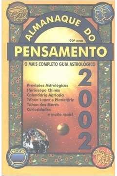 Almanaque do Pensamento 1997