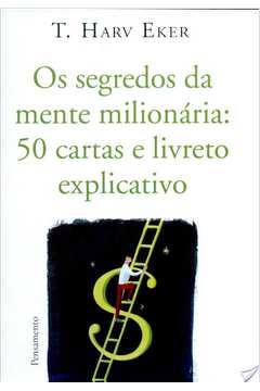 Segredos da Mente Milionaria - 50 Cartas e Livreto