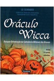 Oráculo Wicca Inclui 33 Cartas Ricamente Ilustradas