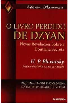 O Livro Perdido de Dzyan