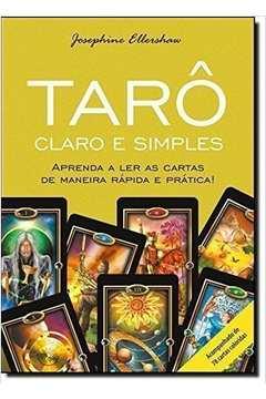 TARO CLARO E SIMPLES - CAIXA COM 78 CARTAS