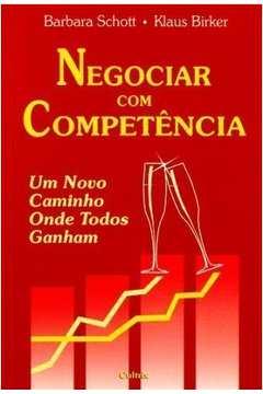 Negociar Com Competencia