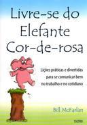 LIVRE-SE DO ELEFANTE COR-DE-ROSA
