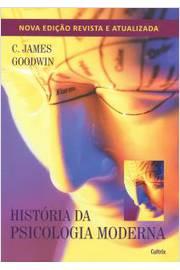 HISTORIA DA PSICOLOGIA MODERNA - NOVO