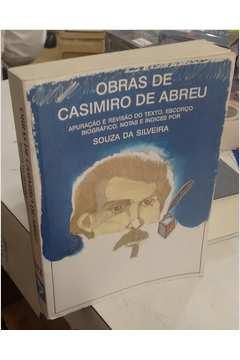 Obras de Casimiro de Abreu