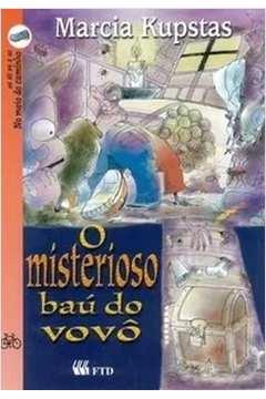 MISTERIOSO BAÚ DO VOVO