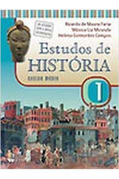 ESTUDOS DE HISTORIA VOL 1