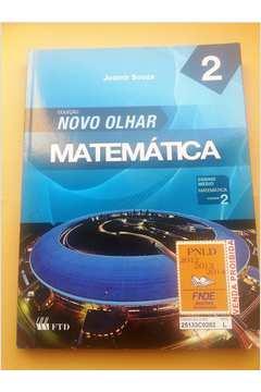 Matemática Ensino Médio Vol 2 - Coleção Novo Olhar