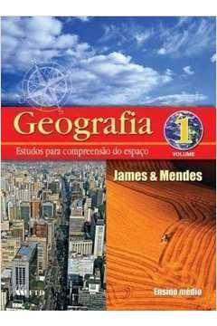 GEOGRAFIA ESTUDOS PARA COMPREENSÃO DO ESPAÇO VOLUME 1