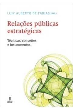 RELAÇÕES PUBLICAS ESTRATÉGICAS