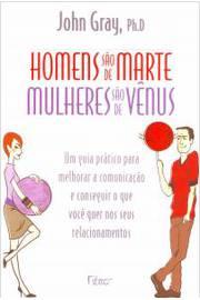 Homens São de Marte, Mulheres São de Venus
