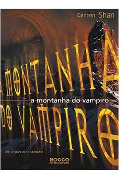 MONTANHA DO VAMPIRO, A - SERIE A SAGA DE DARRAN SH