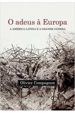 O ADEUS A EUROPA