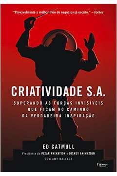 CRIATIVIDADE S.A