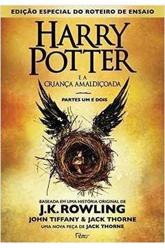 Hary Potter e a Criança Amaldiçoada - Partes um e Dois