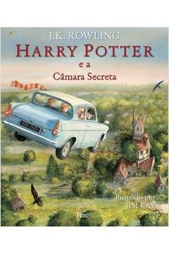 Harry Potter e a Camara Secreta Ilustrada