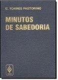 MINUTOS DE SABEDORIA 1 - CAPA PLASTICA