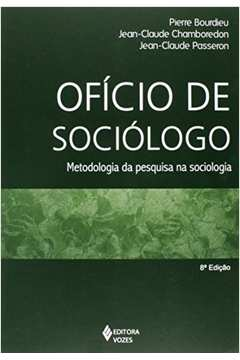 Oficio de Sociologo Metodologia da Pesquisa na S