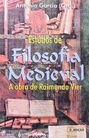 Estudos de Filosofia Medieval: a Obra de Raimundo Vier