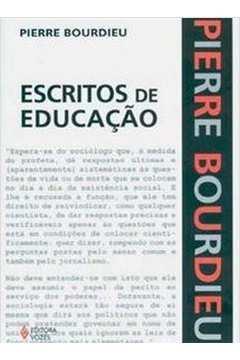 Escritos de Educação
