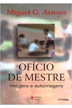 Ofício de Mestre Imagens e Auto Imagens 3ª Edição
